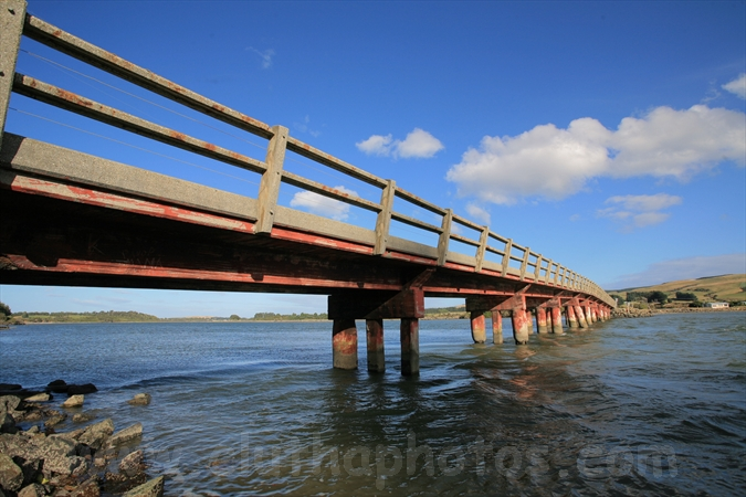 Hinahina Bridge,The Catlins,South Otago,Clutha District