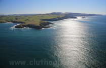 Long Point,aerial,The Catlins,South Otago,Clutha District