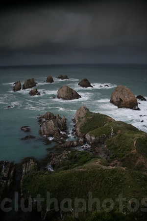 Nugget Point,The Catlins,South Otago,Clutha District