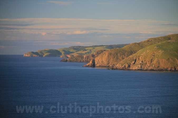 Catlins coast from Nugget Point,sunrise,The Catlins,South Otago,Clutha District