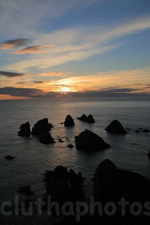 Nugget Point,sunrise,The Catlins,South Otago,Clutha District