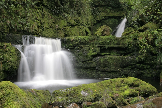 Tautuku River,McLean Falls,South Otago,The Catlins,Clutha District